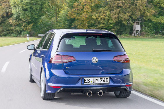 HGP Golf R 3.6 Bi-Turbo