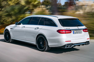 Mercedes-AMG E 63 S 4Matic+ T-Modell (2017): Vorstellung