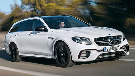 Mercedes-AMG E 63 S 4Matic+ T-Modell (2017): Preise
