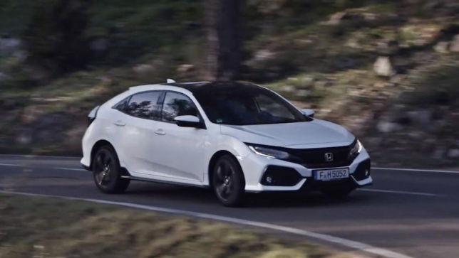 Honda mit Turboherz