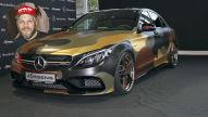 Sidney Hoffmann: Mercedes-AMG C 63 S
