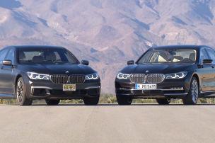 BMW M760Li XDrive 2017 Im Test Fahrbericht