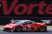 Ferrari siegt in Down Under