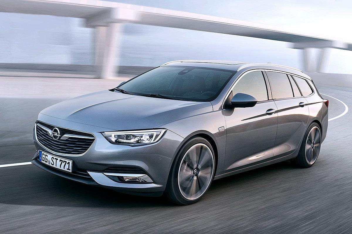 Opel Insignia Sports Tourer (2017): Infos, Tests und Bilder - Bilder ...