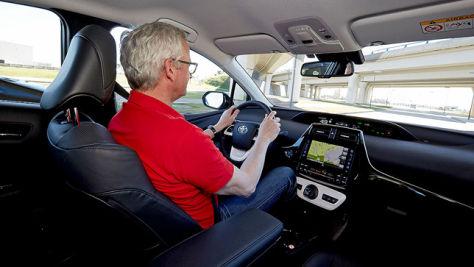 Toyota Prius Plug-in (2017): Fahrbericht