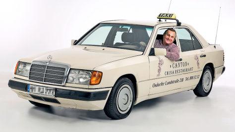 Kilometer-Millionär: Mercedes 200 D (W 124)