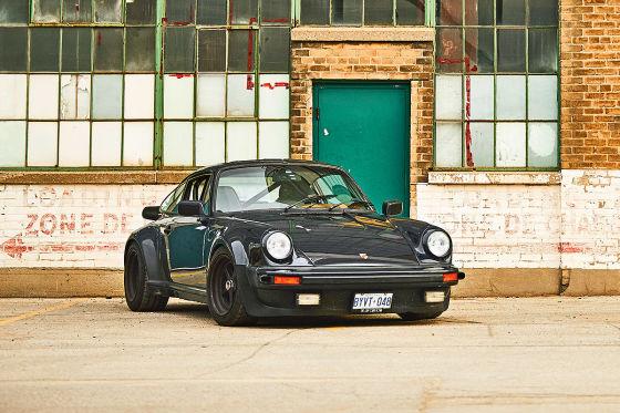 Eine Million Kilometer im Turbo-Porsche