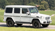 Mercedes G-Klasse: Test