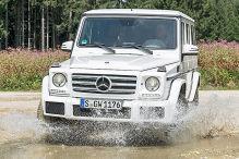 Mercedes G-Klasse: Test