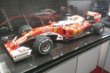 Vettels letzter Ferrari in 1:8