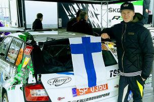 Rallye: Supertalent darf fahren