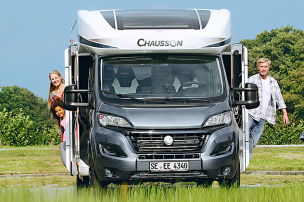 Chausson 611 Travel Line: Wohnmobil-Test