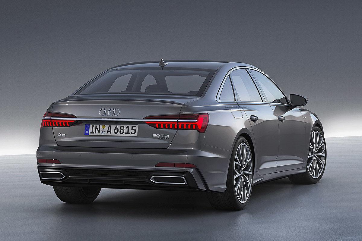Audi A6 C8 2018 Test Und Alle Infos Bilder Autobild De