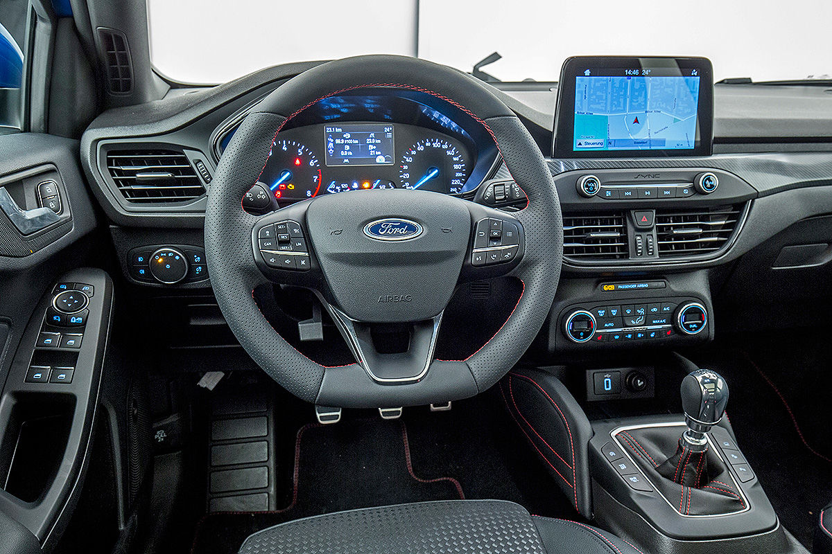 Ford Focus (2018): Infos und Preis - Bilder - autobild.de