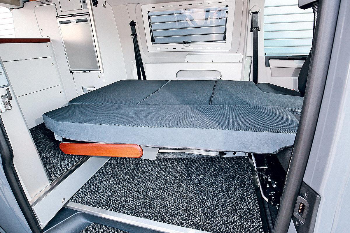 VW Schwerin Campmobil