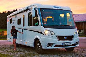 Wie solide ist der Knaus-Van?