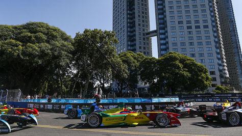 Formel E: Vorschau Buenos Aires