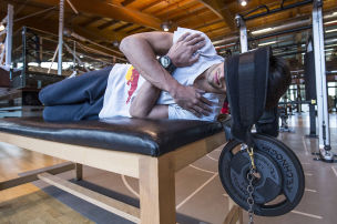 Muskeln statt Magerwahn