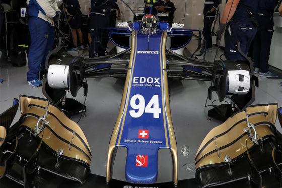 Formel 1 Sauber F1 Team Aktuelle News Zu Wehrlein Und