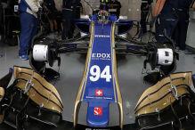 Formel 1: Sauber C36 enthüllt