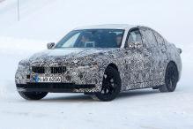 Erlkönig BMW 3er (2018)