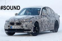 Erlkönig Sound BMW 3er (2017)