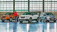 Opel Ampera-e/Crossland X/Mokka X: Test