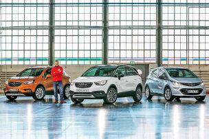 Welcher Opel taugt wofür?