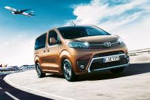 Kurztrip im Toyota Proace Verso gewinnen!
