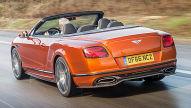 Bentley Continental Supersports (2017) im Test: Fahrbericht