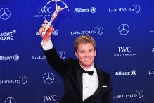 Rosberg gewinnt Sport-Oscar