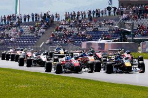 Formel 3: Drei Deutsche dabei