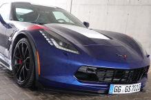 Corvette's Angriff auf die deutschen Sportwagen
