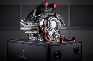 Formel 1: Neuer Mercedes-Motor