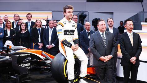 Formel 1: Alonsos Zukunft offen
