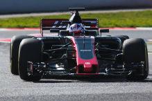 Formel 1: Haas VF-17