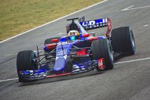 Formel 1: Toro Rosso STR12