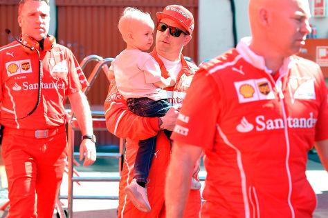 Formel 1: Bilder vom ersten F1-Test