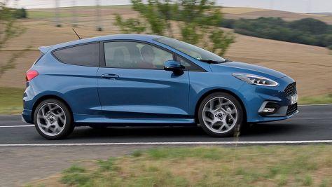 Ford Fiesta ST (2018): Test