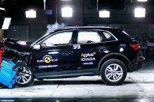 Q5, Discovery, C3: EuroNCAP Crashtest 2017