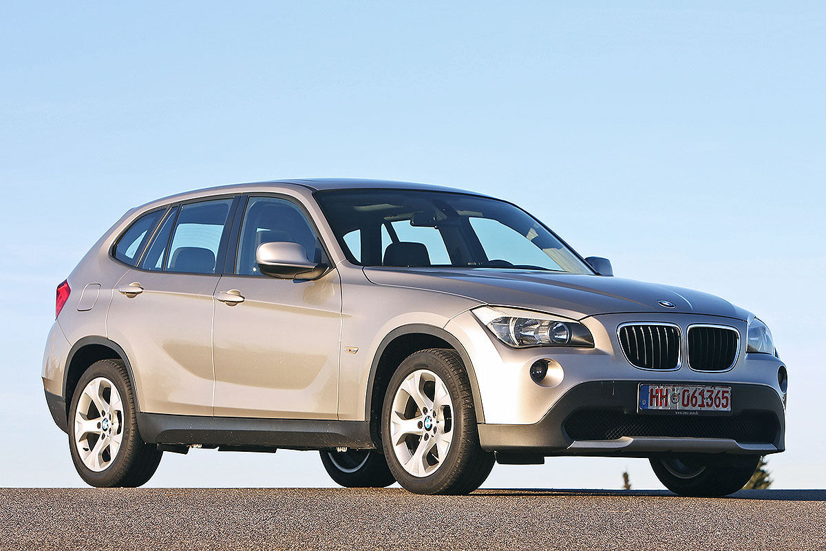 bmw x1 e84 im gebrauchtwagen test bilder. Black Bedroom Furniture Sets. Home Design Ideas