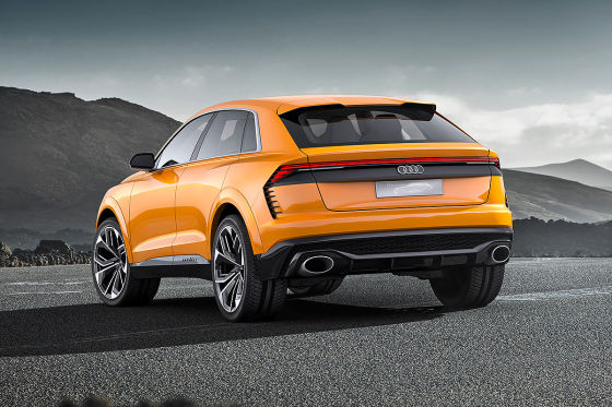 Audis SUV-Endgegner
