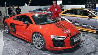 MTM Audi R8 V10 plus Supercharged (2017): Sitzprobe