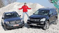 Mercedes GLK/GL: Gebrauchtwagen-Test