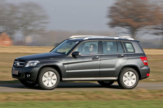 mercedes glk gl gebrauchtwagen test. Black Bedroom Furniture Sets. Home Design Ideas