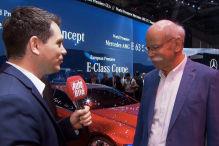 Daimler-Chef im Interview