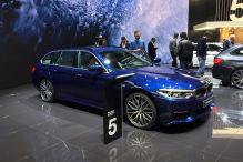 BMWs neuer Oberklassen-Kombi