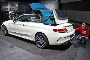 Exklusives AMG-Cabrio im Check