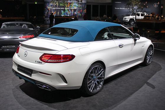 Mercedes-AMG bringt Ocean 63