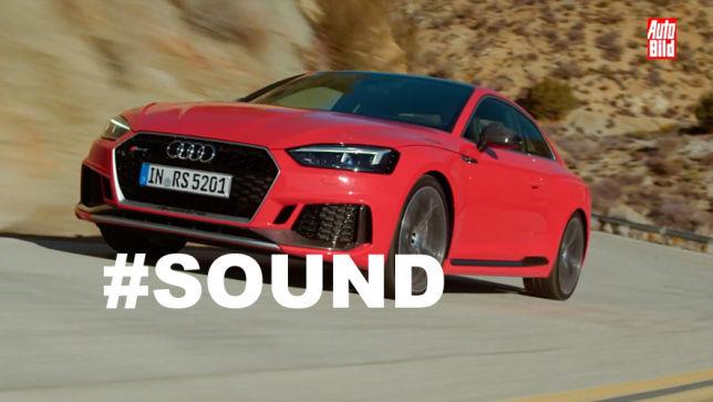 So klingt der neue RS 5